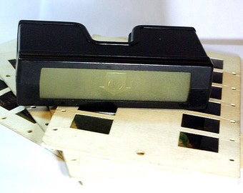 Vintage Russian 3D STEREO Viewer with slides