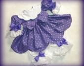Custom dress for Sue.