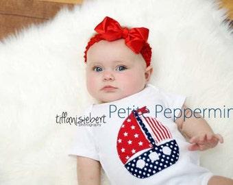 Red Baby headband, Baby Girl Headband, Infant Headband, Red Bow Headband, Baby Photo Prop, Baby Bow Headband, red girl hair bow