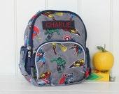 Mini Backpack Backpack Pottery Barn (Mini Size) -- Marvel