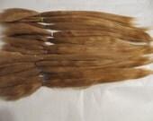Blythe / BJD / MSD / Combed Doll Hair / Re root / Combed Suri Alpaca / Wig    (74)