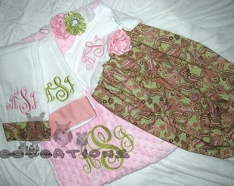 Baby gown set blue yellow pink purple white bring home baby baby gift