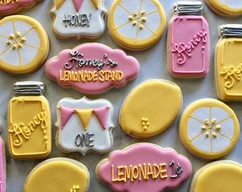 Lemonade Sugar Cookie Collection