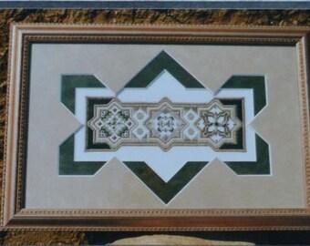 Dawn – Textured Treasures – Designed by Karen Dudzinski – Needlework Chart 991101