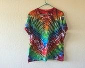 Womens XXL tie dyed t-shirt