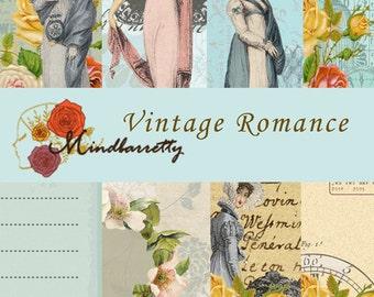 Vintage Romance printable