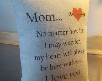 Pillows throw pillows mother just because gift gifts for mom mommy cushion mom birthday gift ideas bestseller cotton canvas bedroom decor