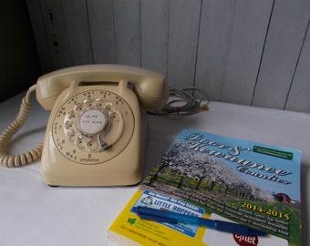 Vintage Rotary Phone Works