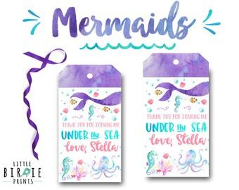 RESERVED Mermaid Pack