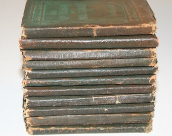 Little Leather Library Books, Kipling, Browning, Whittier, Shaw,Irving, Etc. - Choose One
