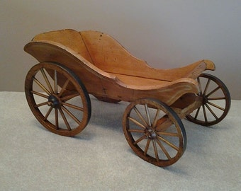 Sold: Convo to reserve. Decorator's Carriage