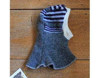 Recycled Wool Balaclava size small