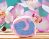 Plumeria Bubble Bar - Solid Bubble Bath, Free Shipping, Gifts for Her