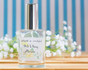 Milk and Honey Perfume