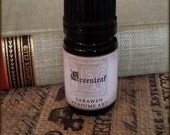 GREENLEAF Perfume Cologne oil / inspired by Lord of the Rings Legolas Perfume / Vegan perfume oil