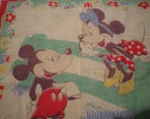 Unique 1950s Mickey Mouse Related Items Etsy