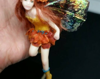 MidDreamers Ooak Pixie Rory on Sale now