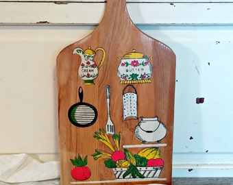 Vintage Cutting Board