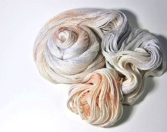 Silk Merino in The White Lady's Flowers