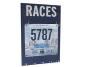 Gifts for runners - race bib holder & running medal holder - Perfect running gifts for any runners in your life - Half marathon gift