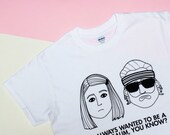 Tenenbaum T-Shirt | White | Unisex Taglia M