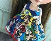 Blythe Dress - Super Mario