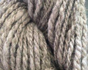 Hand Spun Wool Yarn Gray Collection 1 - Sale Yarn