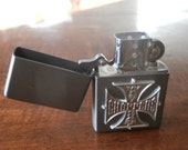 Iron Cross Motorcycle Lighter from West Coast Choppers