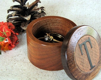 Ring box engagement, Wedding ring box, Ring box wood, Ring bearer box, Ring boxes, Pill box, Weddings