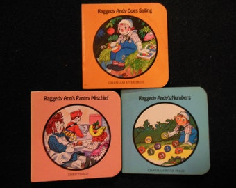 Little Chatham River Press, Raggedy Ann & Andy Books, 1984