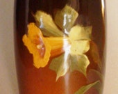 VTG Mint Early 1900s Weller Standard Glaze Louwelsa Artist Signed Vase