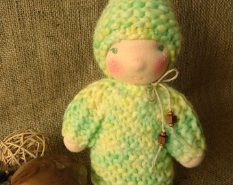 A Waldorf Inspired Knitty Gnome Toy (5)