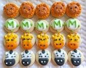 5 dozen Safari Snimal Cookie Nibbles