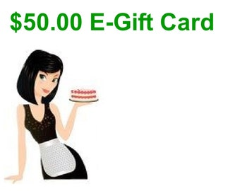 Spicy E-Gift Card