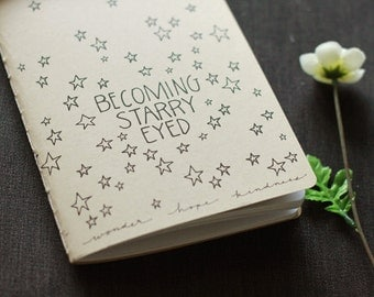 Becoming Starry Eyed Journal