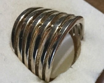 Sterling silver stackable ring  vjse