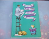 1987 Edition. You Read to Me, I'll Read to You. Soft Cover Childre's Book. By Jhon Ciardi. Drawings by Edward Gorey.