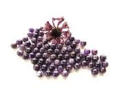 10mm Amethyst Beads