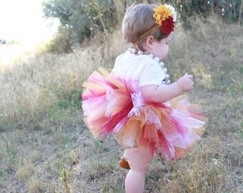 San Francisco 49ers Baby Tutu with flower headband - Minnesota Golden Gophers Baby Tutu Set - Washington Tutu - Arizona State Baby