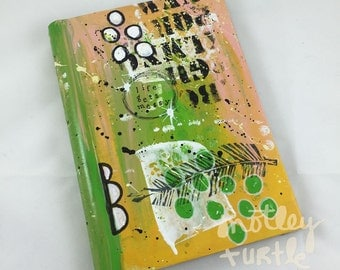 "Cover-All Art Journal; 5"" x 7.5"""