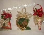 Ornament Trio