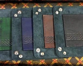 Dice tray folding travel tray gaming celtic