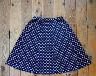 1960s Polka Dot skirt