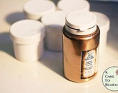 10 grams sample container Gold luster dust- High gloss gold powder for gumpaste and cake decorating