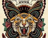Adult Coloring Book - The Tattoo Coloring Book - Shipping Only 4 Dollars (30066629)