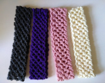 Set of Three Mix and Match Hairbands Headbands Hair Accessories
