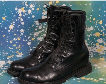 30% OFF Black COMBAT BOOTS Men's Size 11 D