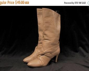 30% OFF Short High Heel Boot  7B
