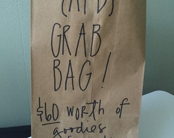 SALE! huge discount on AFD grab bag | only 15 dollars for 60 dollars worth of lovely.little.pieces.