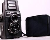 LOMO LUBITEL Universal 166 LOMOGRAPHY 6x4.5 6x6 Double Medium Format Camera